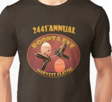 Boonta Eve harvest classic pod race Unisex T-Shirt