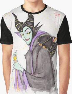 Mistress of All Evil Graphic T-Shirt