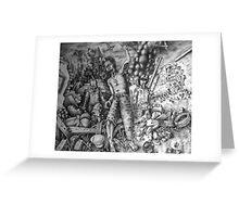 Nazi Zombies Greeting Card