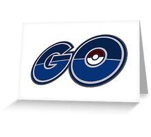 Go to Pokémon! Greeting Card