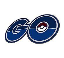 Go to Pokémon! Photographic Print