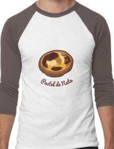 Pastel de Nata Men's Baseball ¾ T-Shirt