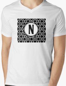 N Bootle Mens V-Neck T-Shirt