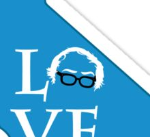 California Bernie Love Sticker