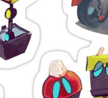 Orbot+Cubot (2) Sticker