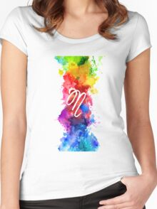 Artsy N Women's Fitted Scoop T-Shirt