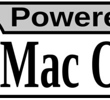 Mac OSX Sticker
