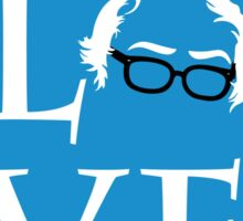 Oregon Bernie Love Sticker