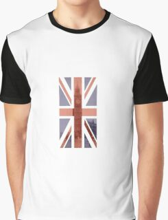 British Flag Big Ben Graphic T-Shirt