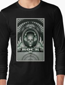 Currency of Rock Long Sleeve T-Shirt