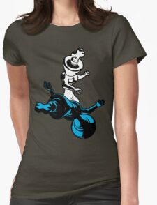 Checkmate Womens Fitted T-Shirt