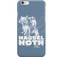 HasselHOTH iPhone Case/Skin