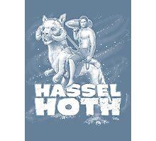 HasselHOTH Photographic Print