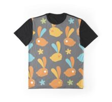 Easter Modern Twist Pattern Graphic T-Shirt