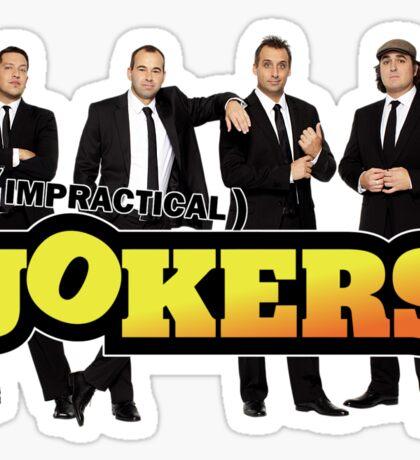 Impractical Jokers Sticker