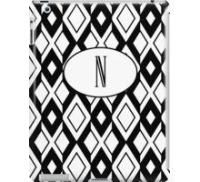 N Diamonds iPad Case/Skin