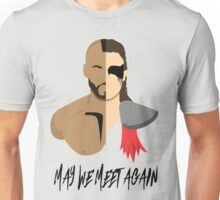 May we meet again, Lexa and Lincoln Unisex T-Shirt