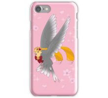 Birdie Scouts: Sailor Coo iPhone Case/Skin