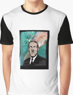 HP Lovecraft Graphic T-Shirt