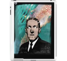 HP Lovecraft iPad Case/Skin