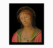 Christ Wearing Crown of Thorns Unisex T-Shirt