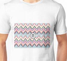 N Chevrony Unisex T-Shirt