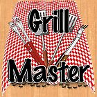 Grillmaster BBQ Tools and Picnic Table by Gravityx9