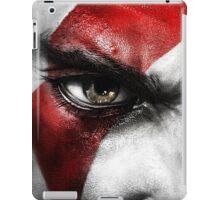 God of War Kratos iPad Case/Skin
