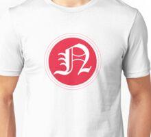 Red N Chevron Unisex T-Shirt