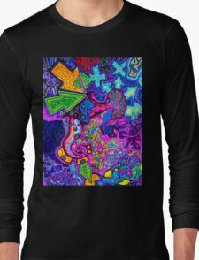 fugly's worst dinner party Long Sleeve T-Shirt
