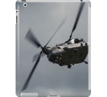 Royal Airforce Chinook  iPad Case/Skin