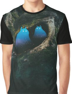 In the Forest of the Night Graphic T-Shirt