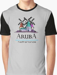 Aruba, The Netherlands Antilles Graphic T-Shirt