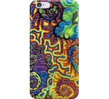 the three finger shuffle iPhone Case/Skin