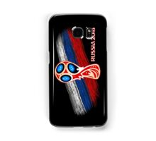 Russia 2018, Fifa World Cup soccer competition Samsung Galaxy Case/Skin