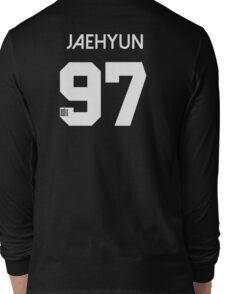Jaehyun NCT u Member Jersey Number Long Sleeve T-Shirt