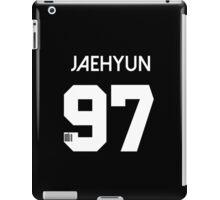 Jaehyun NCT u Member Jersey Number iPad Case/Skin