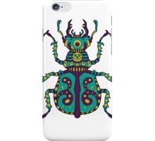 Ornate Scarab iPhone Case/Skin