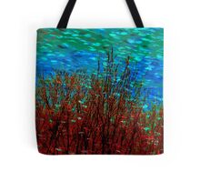 Marine Seascape Tote Bag