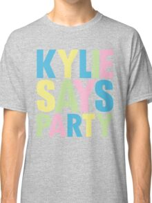 Kylie Minogue - Kylie Says Party Classic T-Shirt