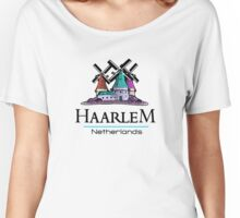Haarlem, The Netherlands Women's Relaxed Fit T-Shirt