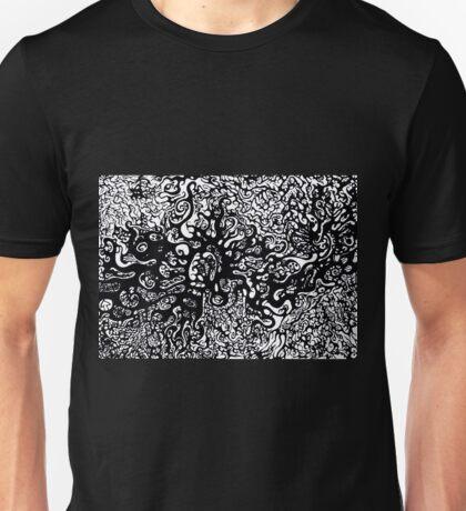 im here to help Unisex T-Shirt