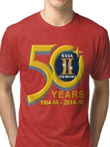 Project Gemini - 50th Anniversary! Tri-blend T-Shirt
