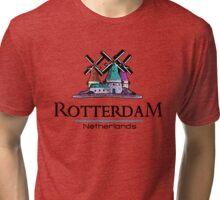 Rotterdam, The Netherlands Tri-blend T-Shirt