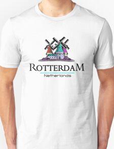 Rotterdam, The Netherlands Unisex T-Shirt