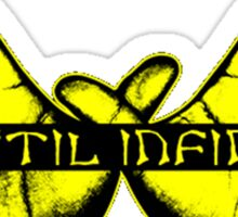 Wu Tang until Infinity Sticker