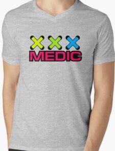 Zip Tie Medic Mens V-Neck T-Shirt