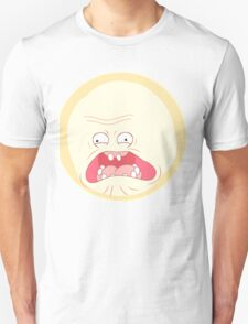 Rick and Morty Sun T-Shirt