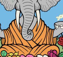 Third Eye Elephant Sticker