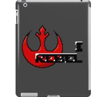 Star Wars I Rebel: 8-bit Designs iPad Case/Skin